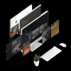 Profesionální web s těmi nejmodernějšími technologiemi